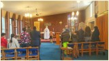 Second celebration of the Liturgy of St Basil in Stoke