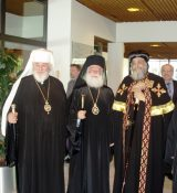 Can the Oriental Orthodox receive the Eastern Orthodox Councils?