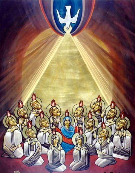 pentecost-coptic
