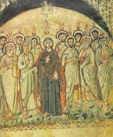 St Severus and Pentecost