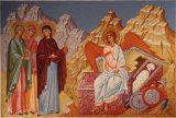 Orthodox Women – Receiving Communion VI
