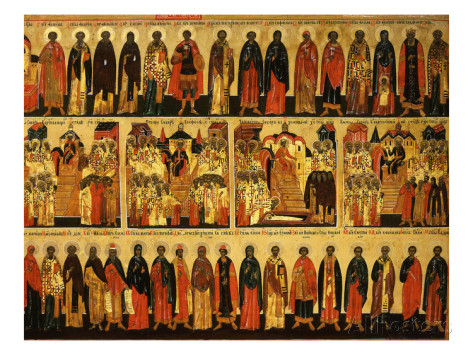 calendar-for-july-showing-councils-of-constantinople-and-ephesus-icon-mid-18th-century