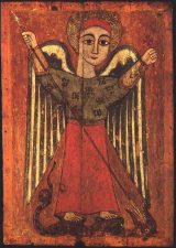 The Intercession of the Archangel Michael in St Severus of Antioch
