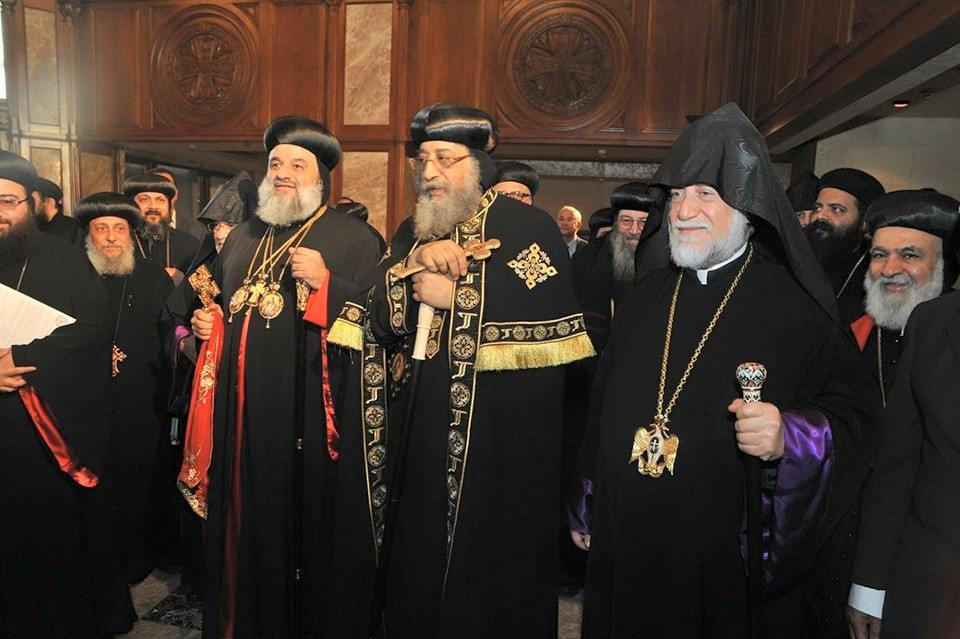 coptic_pope_armenian_catholicos_and_syrian_patriarch