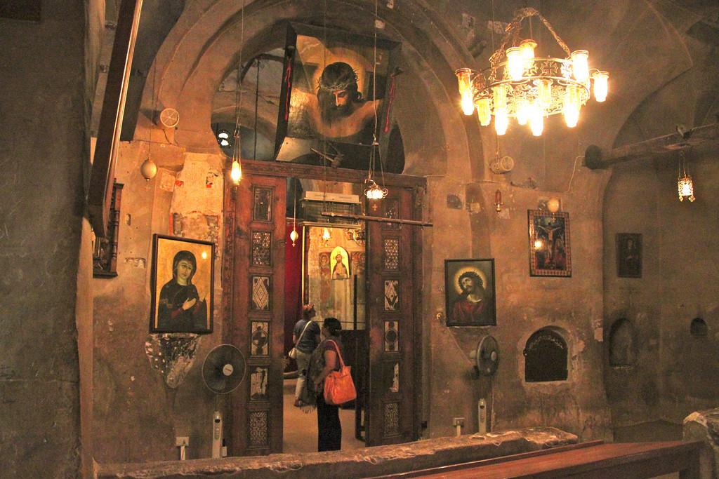 Coptic Monastery in Wadi el Natrun-XL