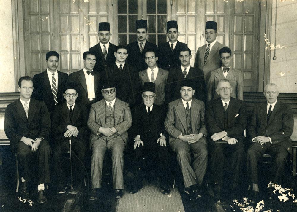 mcgill-cairo-seminary-class