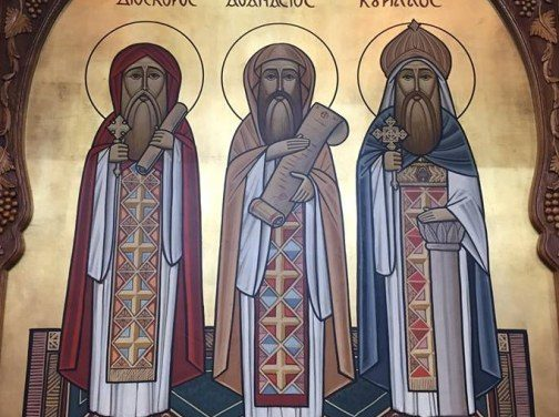 Eutyches and the Oriental Orthodox tradition