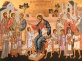 Making children into disciples of Christ