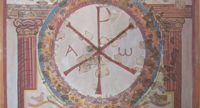 Early Christian Britain – Lullingstone Roman Church