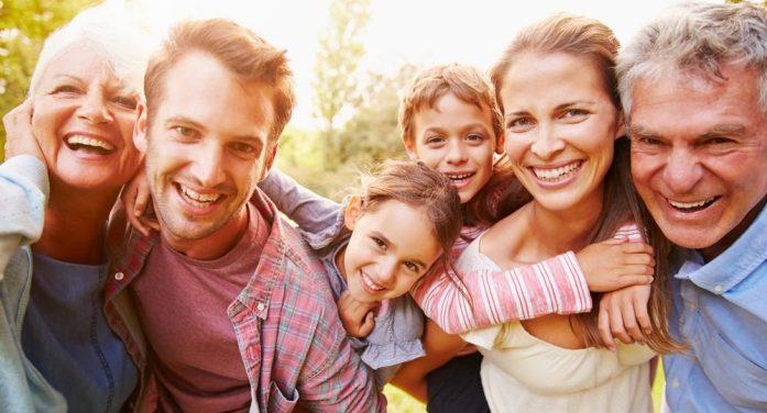 Family life in Lockdown