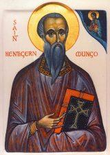 British Saints for Coptic Christians – St Kentigern