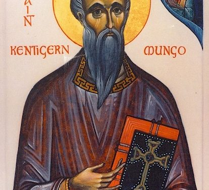 British Saints for Coptic Christians – St Kentigern